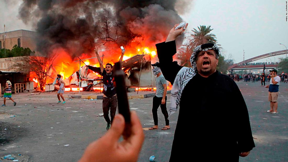 There's more at stake in Basra than dirty water and oil