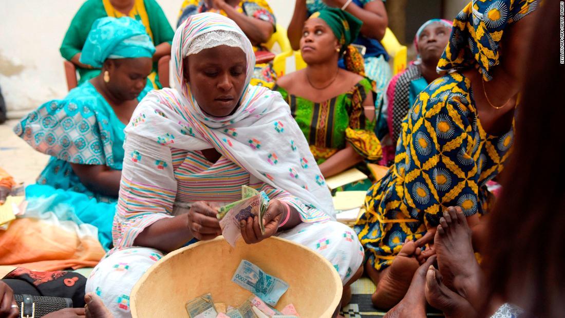 A digital savings system is helping businesses in Senegal