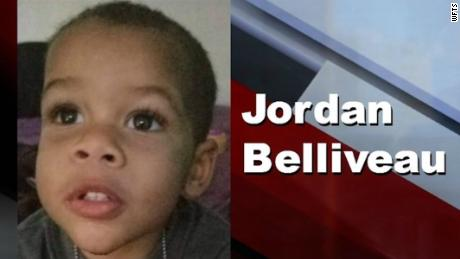 An Amber Alert for Jordan Belliveau was canceled after his body was found Tuesday.