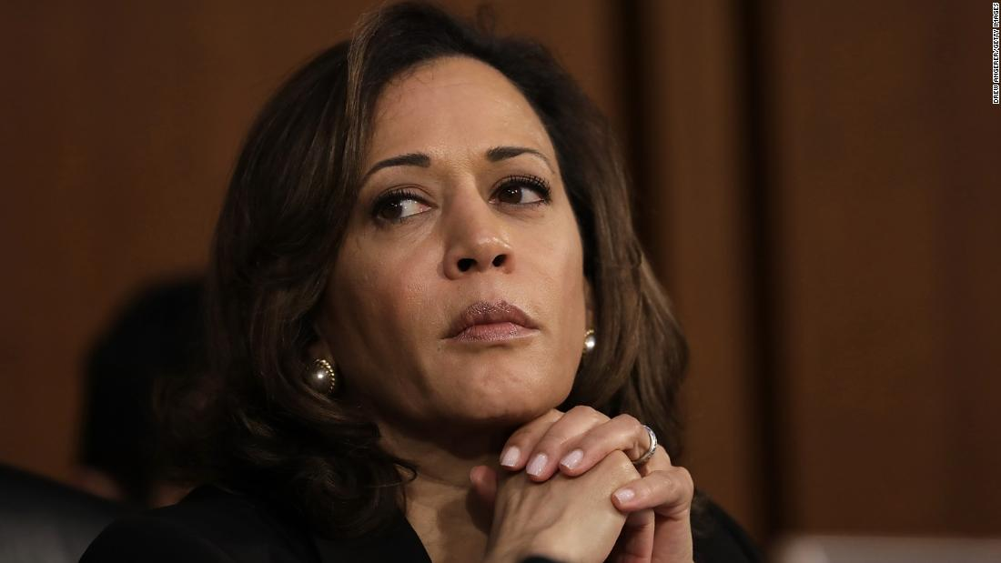 What is 'it' and does Kamala Harris have it?