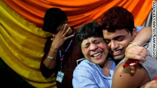 India's top court decriminalizes gay sex in landmark ruling