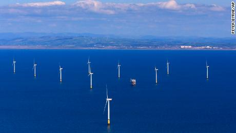 World's largest offs wind farm opens - CNN Video on