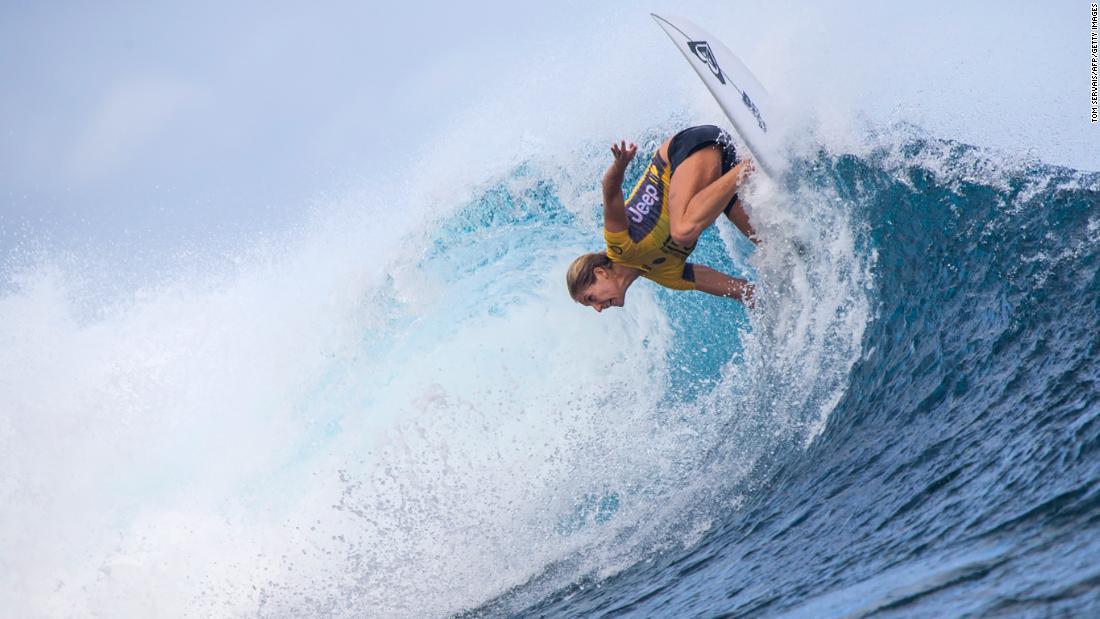 1f4a7cad81 Surfing  World Surf League announces gender pay parity - CNN