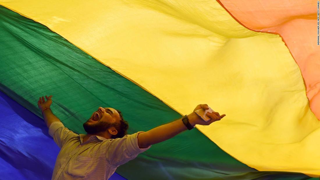 India's top court decriminalizes gay sex in landmark ruling