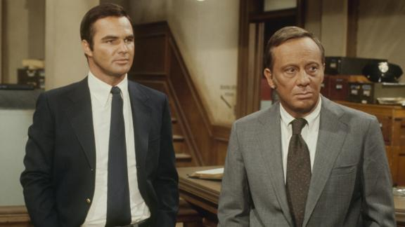 """Reynolds and Normal Fell appear in an episode of """"Dan August"""" in 1970."""