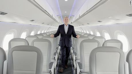 Aircraft interiors: Innovative cabin designs