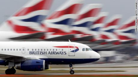 A man is suing British Airways, claiming he suffered injuries from sitting next to an obese passenger for 12 hours.