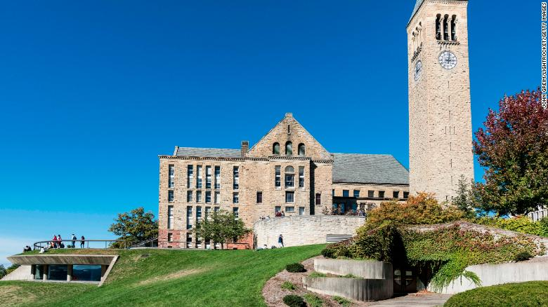no evidence cornell fraternity held alleged pig roast contest cnn