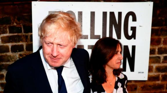 Boris Johnson and Marina Wheeler have announced their intention to divorce.