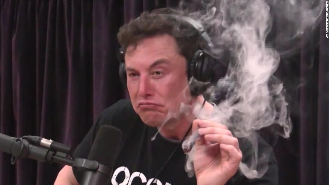 Image result for elon musk smoking