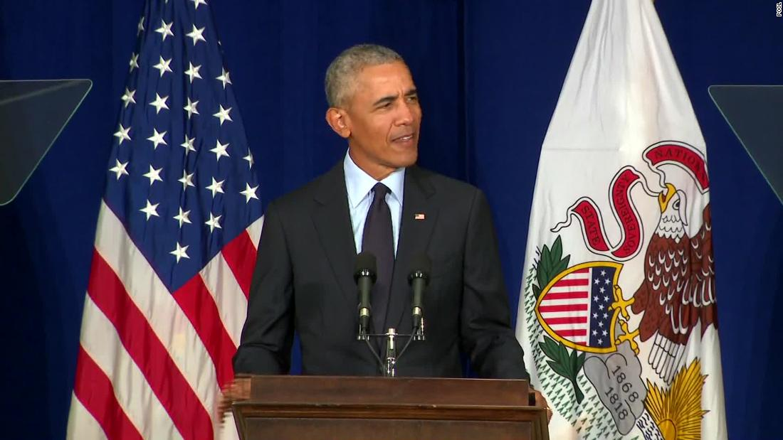 Obama slams Republicans: Trump is 'capitalizing on resentment'