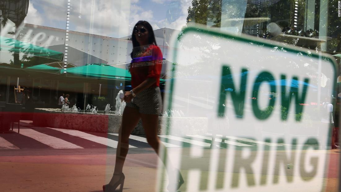 US hiring rebounds in wake of GM strike