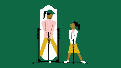 """Cheyenne Woods: """"When you find something you can relate to, that's a step forward"""""""