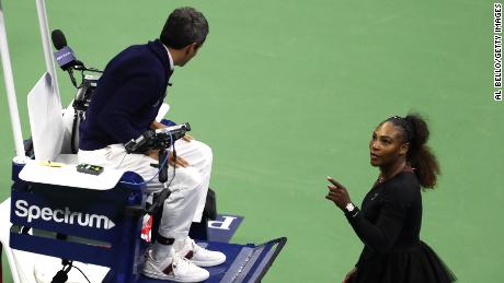 Chair umpire Carlos Ramos will not work US Open matches that have Serena or Venus Williams