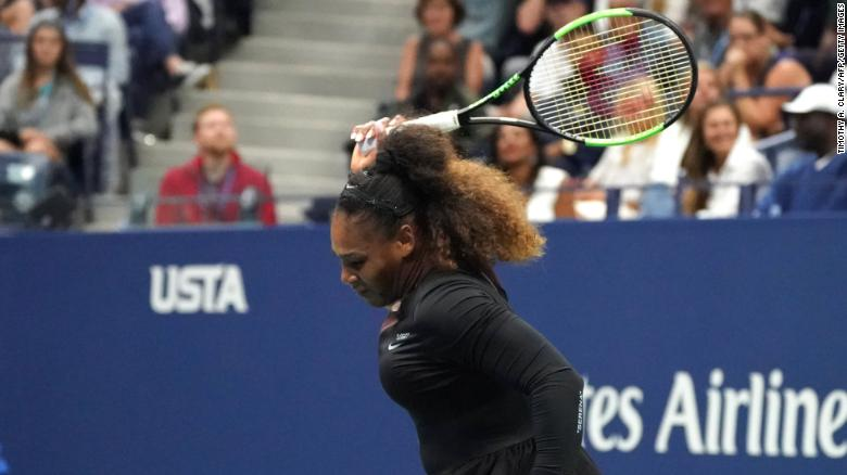Serena loses in controversial US Open final
