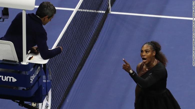 Serena Williams is calling out sexism in tennis. Here's why. - CNN