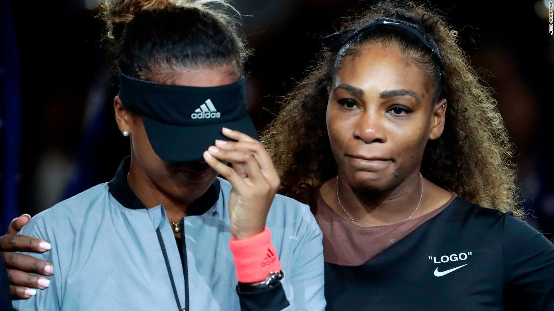 Racist Serena Williams cartoon 'nothing to do with race,' paper says – Trending Stuff