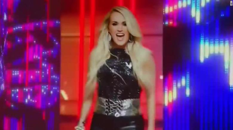 Carrie Underwood to debut a new 'Sunday Night Football' song