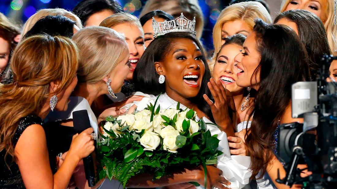Miss America 2019 is Nia Franklin