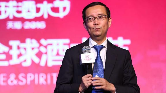 Daniel Zhang is credited with turning Singles Day into the world