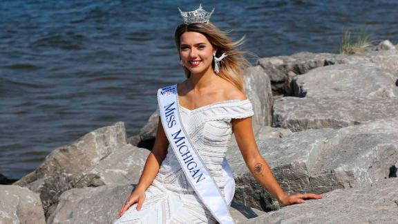 Miss Michigan 2018 Emily Sioma