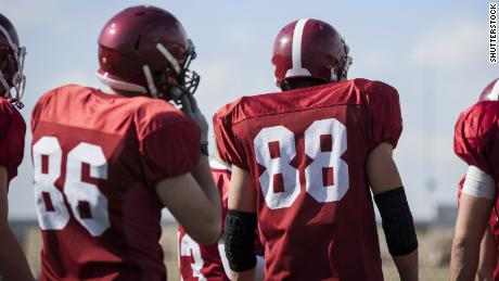 Deaths on college and high school football fields are a rare -- but reliable -- tragedy