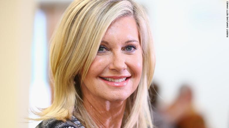 Olivia Newton John Doesn T Want To Know How Long She Has To Live Cnn