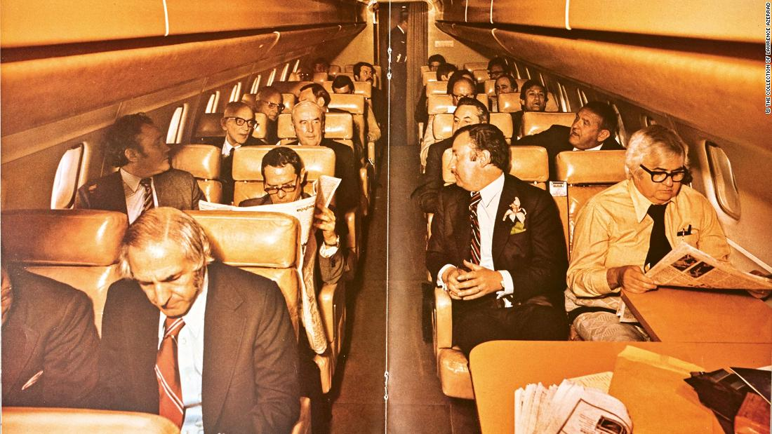 This was once the most glamorous way to travel