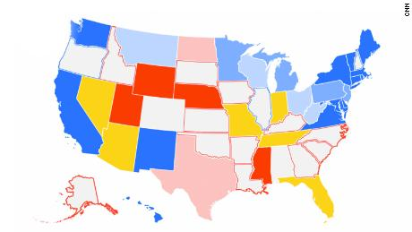 5 ways the fight for the Senate majority could turn out - CNNPolitics