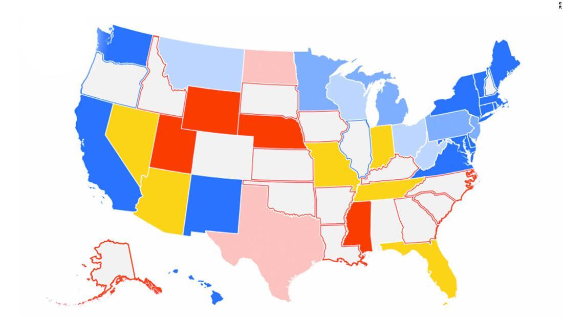 Senate In Balance >> Here's a little secret about the Texas Senate race - CNNPolitics