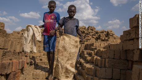 Interpol rescues 85 children in Sudan trafficking ring