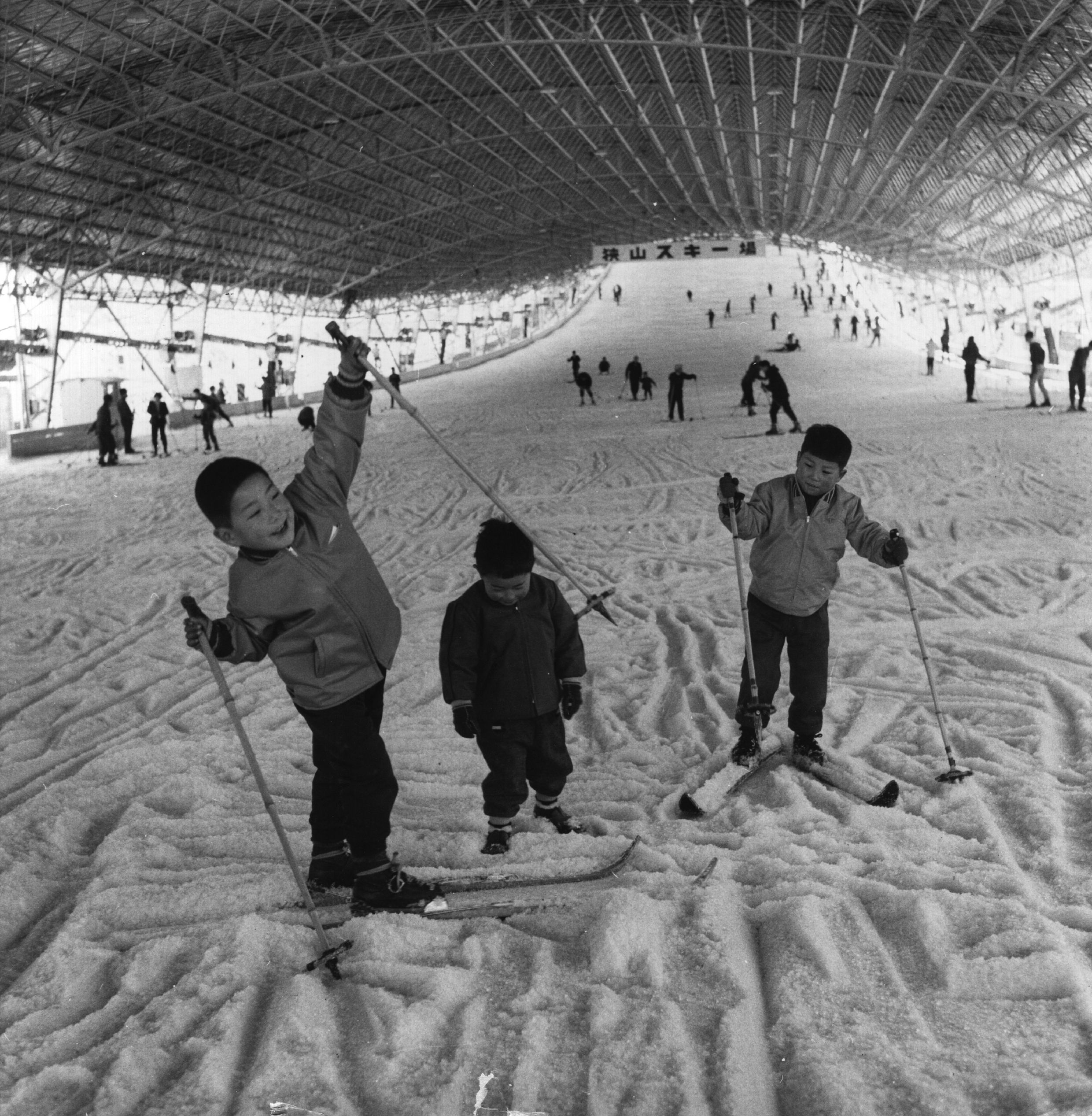indoor ski resort coming to shanghai would be 'world's largest