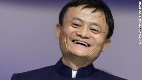 Jack Ma will step down from Alibaba top job next year - CNN