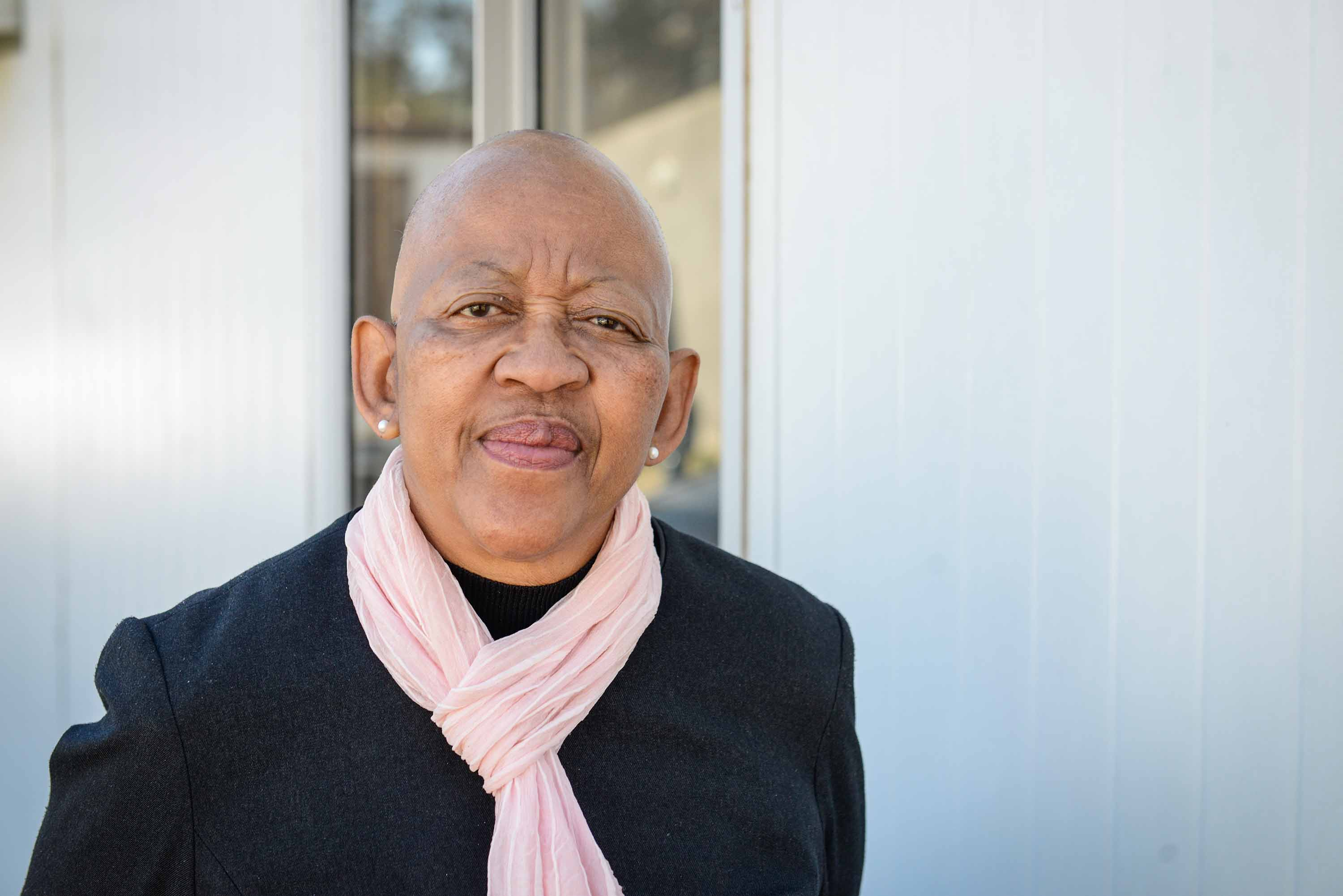 Like Masupha, Kuena Thabane is frustrated by the current chieftainship law.