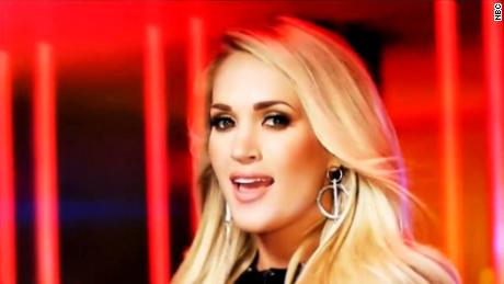 Carrie Underwood sued over 'Sunday Night Football' theme song