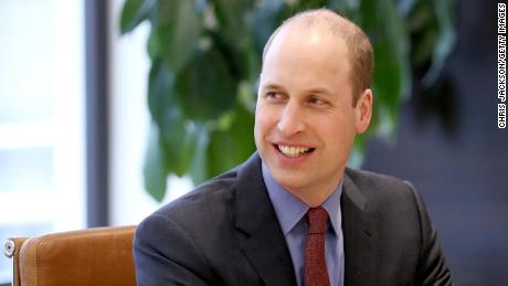 "Prince William said the experience was ""humbling."""
