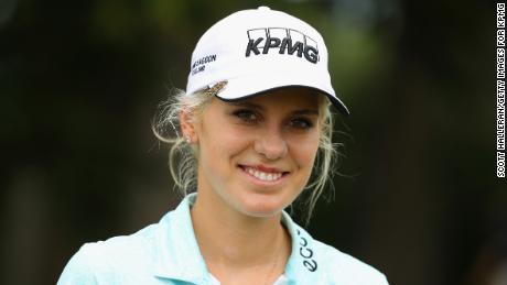Olafia Kristinsdottir: 'I want to be the Federer of women's golf'