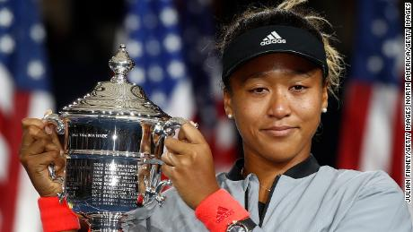 Naomi Osaka: US Open champion's career in pictures