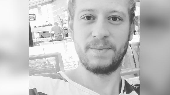 A handout photo provided by the German publication re:volt magazine shows journalist Max Zirngast who has reportedly been arrested in Turkey on terror-related charges.