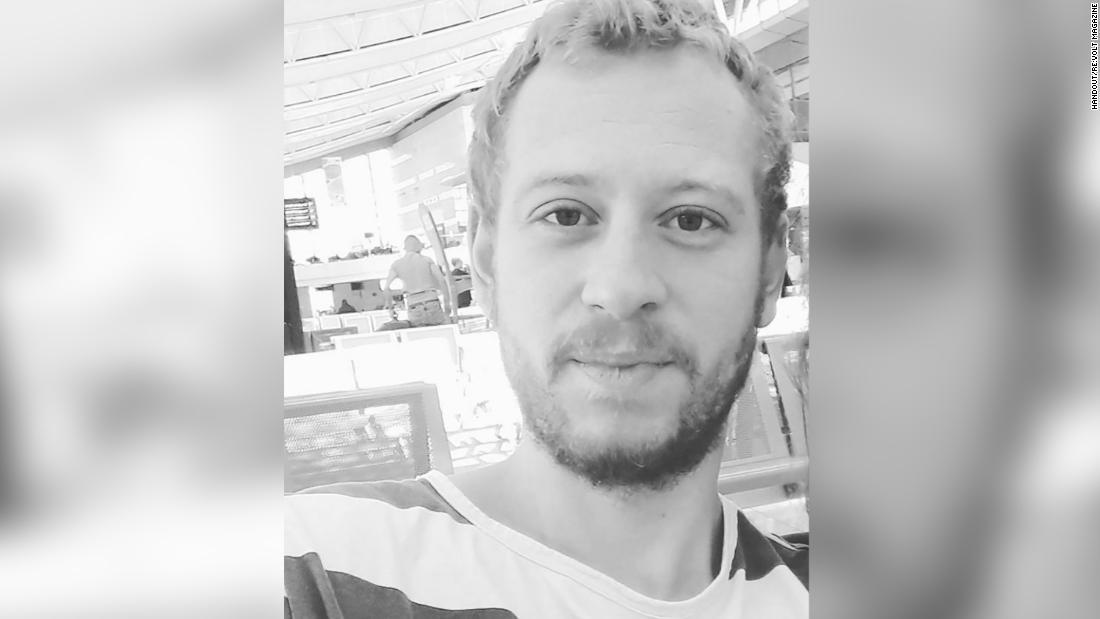 Lawyer: Austrian journalist formally arrested in Turkey