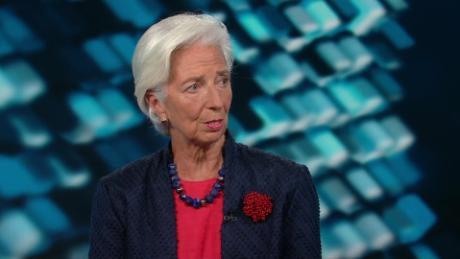 Lagarde: 'We all need our neighbors'