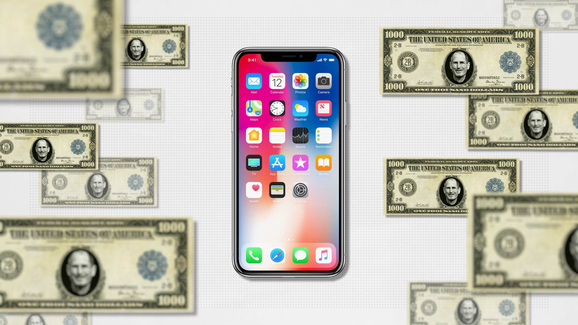 How Much Money Le Makes On Iphones