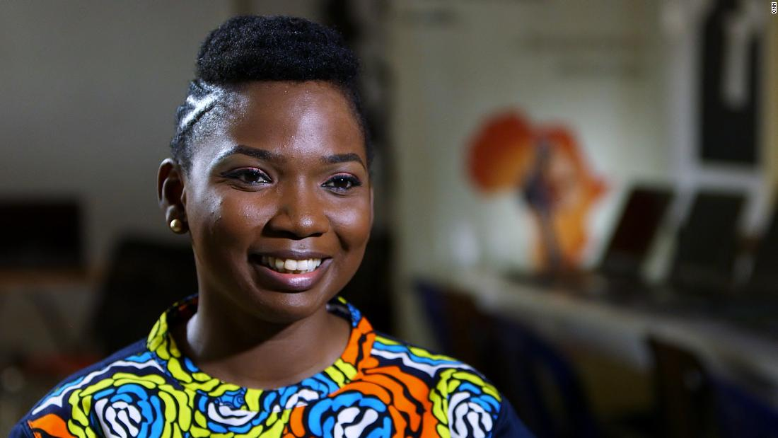 Nigerian girls are changing their communities by learning how to code