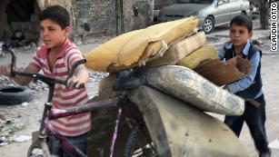 Syria's defiant Damascus seeks new dawn - CNN