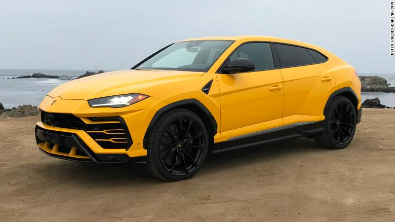 Lamborghini Urus Looks Like An Suv Drives Like A Supercar Cnn