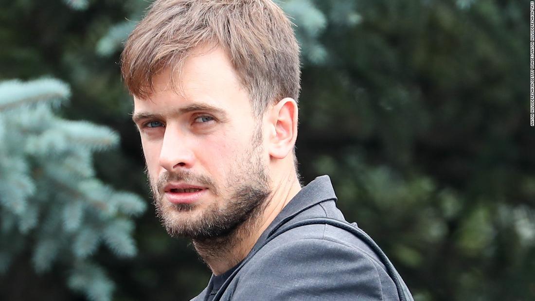 Pussy Riot member Pyotr Verzilov was probably poisoned, German medics say