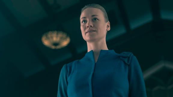 """Our pick: Yvonne Strahovski,""""The Handmaid's Tale""""<br />While there is some risk of a split vote with three strong performers from the Hulu drama dominating this category, anyone who tuned into the heart-pounding new season knows that Strahovski, as the stoic but immensely compelling commander's wife, Serena, was the true supporting MVP of the sophomore season. <br />Other nominees: Alexis Bledel (""""The Handmaid's Tale""""), Thandie Newton (""""Westworld""""), Lena Headey (""""Game of Thrones""""), Millie Bobby Brown (""""Stranger Things""""), Vanessa Kirby (""""The Crown""""), and Ann Dowd (""""The Handmaid's Tale""""<br />"""