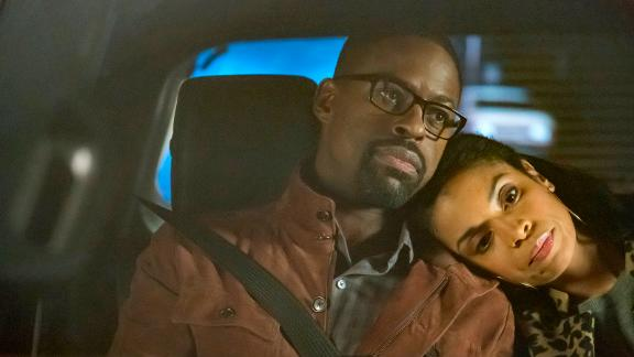"Sterling K. Brown and Susan Kelechi Watson in ""This is Us."""