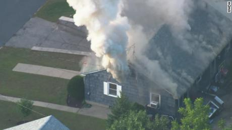 Suspected gas explosions reported in MA cities