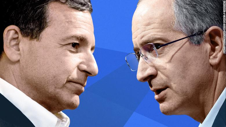 Disney CEO Bob Iger lost out to Comcast CEO Brian Roberts in the tussle for Sky.